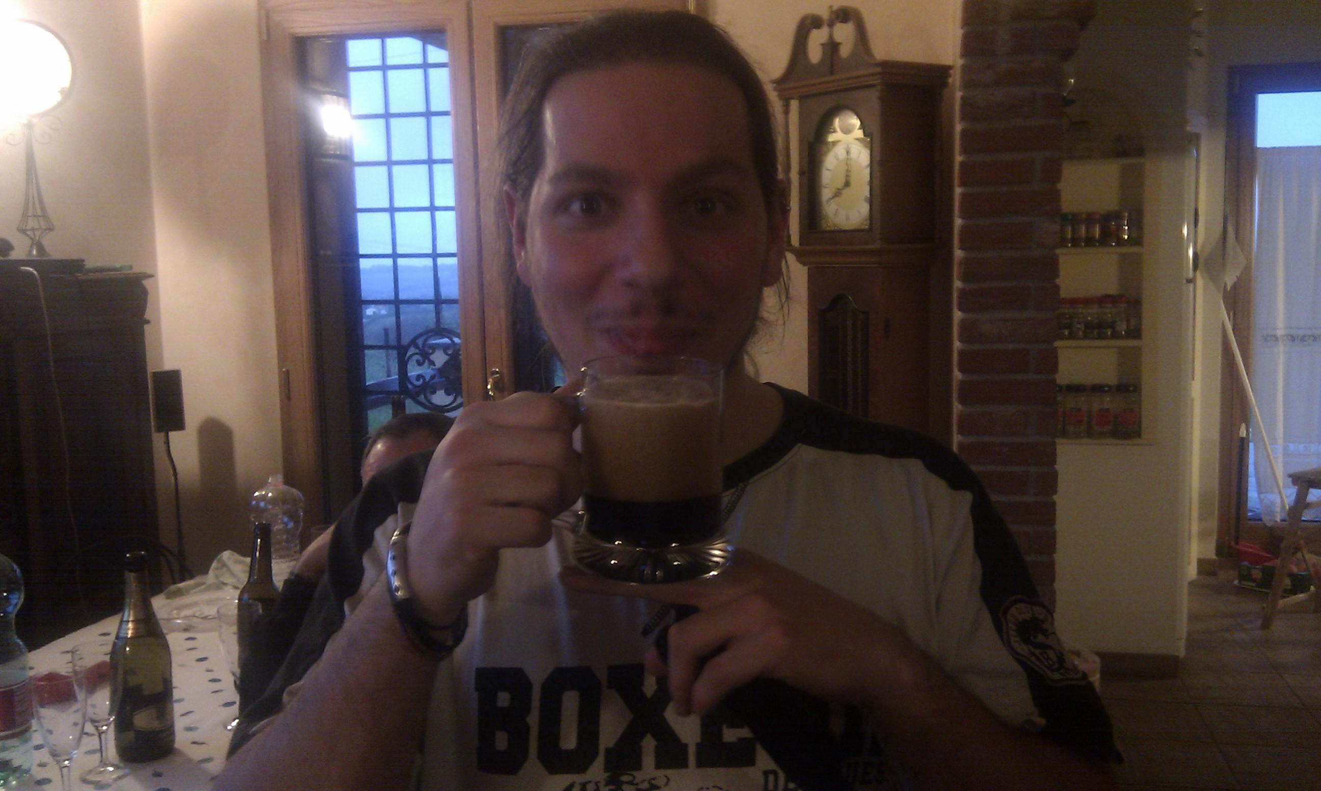 Io e la birra
